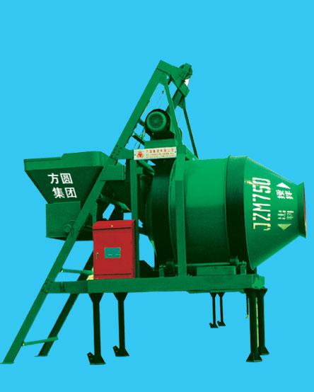 方圆JZM750型混凝土搅拌机