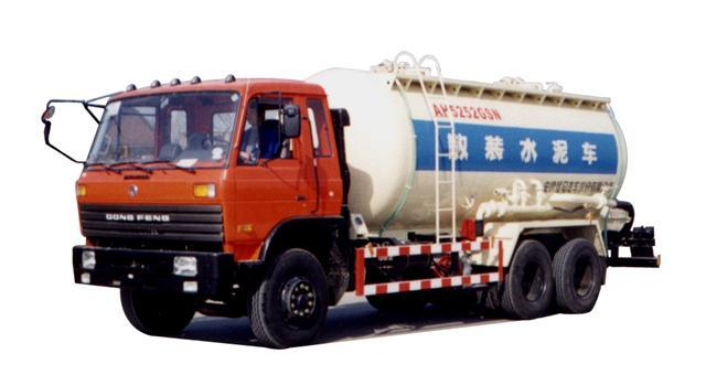 华菱星马AH5252GSN散装水泥运输车