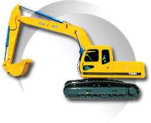 移山挖掘机