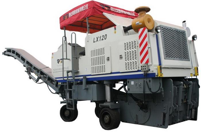 lx120沥青路面铣刨机型号:lx120