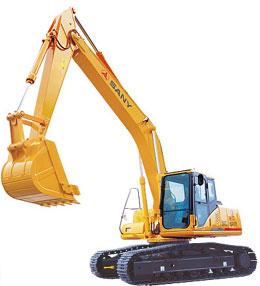 三一重工SY 200C挖掘机