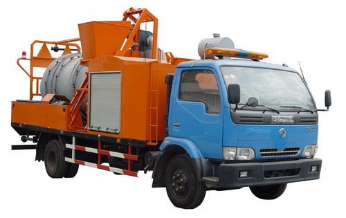 郴筑CZL5100TYH沥青路面综合养护车