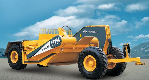 重工CTY9A拖式铲运机 铲运机图片