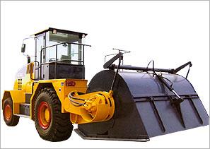 德工WBH400后置式拌和机