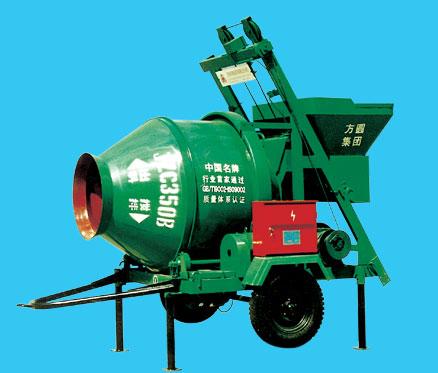 方圆JZC350B混凝土搅拌机