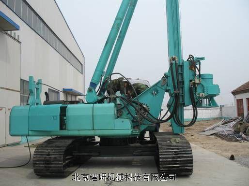 建研jyr135型全液压履带式旋挖钻机参数图片