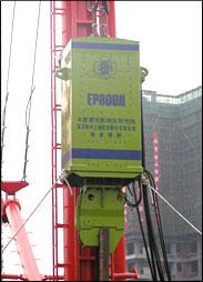 振中DZM100/DZM180/YZM04/EP800H液压振动锤