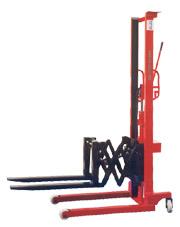 达力CQY折叠式液压装卸车