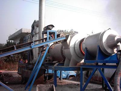 陆德DHB40简式沥青混凝土搅拌设备