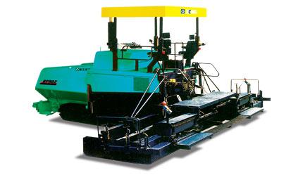 熨平板技术:成熟可靠  最成熟稳定的液压伸缩熨平板:合理的伸缩图片