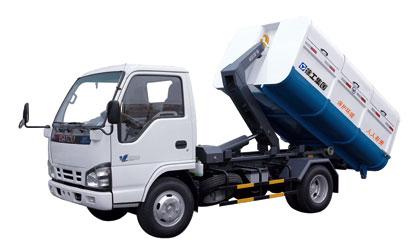 徐工XZJ5060ZXX车厢可卸式垃圾车