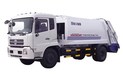 徐工XZJ5161ZYS压缩式垃圾车