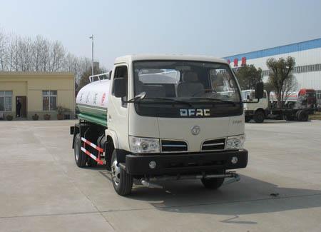 东风2-4TDFEQ5041GSS3型洒水车
