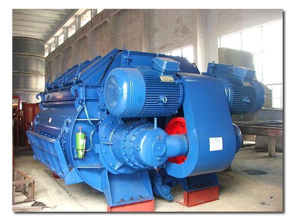 中国现代混凝土搅拌机