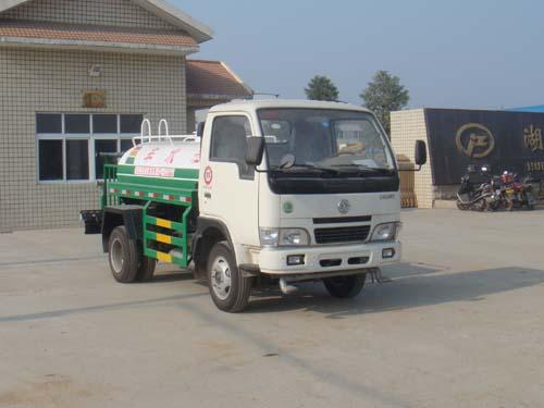 东风3-4T DFEQ5041GPS型绿化喷洒车